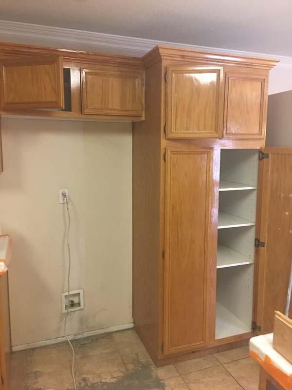 Before Cabinets 2018